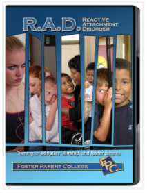 Reactive Attachment Disorder DVD Box