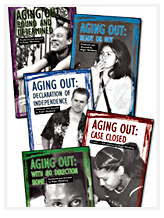Set off 5 Aging Out DVDs