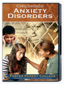 Anxiety Disorders DVD Box