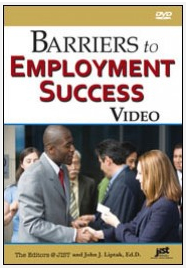 Barriers to Employment Success DVD Box