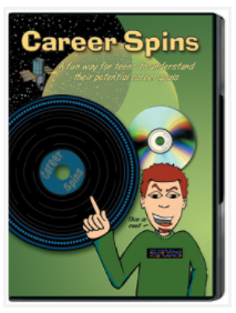 Career Spins: A fun way for teens to understand their potential career goals