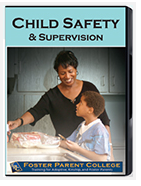 Child Safety and Supervision DVD Box