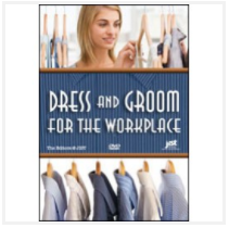 Dress and Groom for the Workplace DVD Box