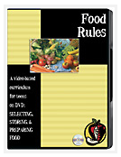 Food Rules DVD box