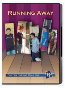Running Away DVD Box