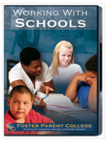 Working With Schools DVD Box