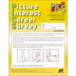 Preview of Picture Interest Career Survey