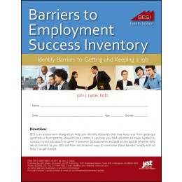 Preview of Barriers to Employment Success Inventory assessment