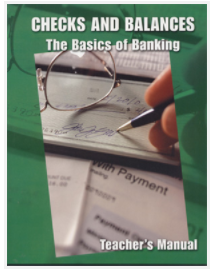Cover of Checks and Balances: The Basics of Banking workbook