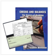 Cover of Checks and Balances workbook