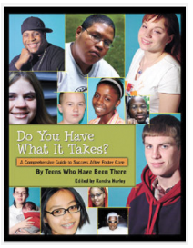 Cover of Do You Have What It Takes workbook