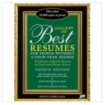 Cover of Gallery of Best Resumes workbook