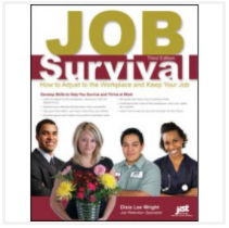 Cover of Job Survival: How to Adjust to the Workplace and Keep Your Job workbook