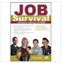 Cover of Job Survival workbook