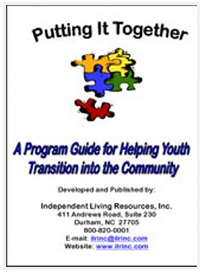 Cover of Putting It Together workbook